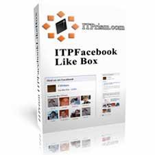 ITP Facebook Like Box
